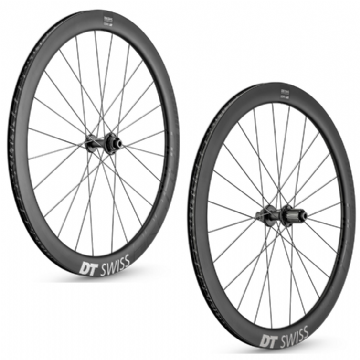 Paire de roues carbone ARC 1400 DICUT 48 Disc DT SWISS